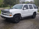 02TahoeZ71's 2002 Chevrolet  Tahoe Z71  4x4 with aftermarket rims and stereo system