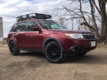 09Fozzy's 2009 Subaru Forester 2.5 X Limited