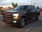 15FX4's 2015 Ford F150 4wd SuperCrew