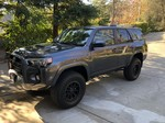 16T4R's 2016 Toyota 4Runner Trail