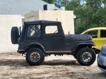 1963's 1963 Jeep CJ-5 Base Model