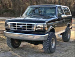 1993Ford_Bronco's 1993 Ford Bronco Base Model