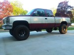 1994Sierra's 1994 GMC K1500 4wd Pick-up