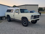 1stGenDodge's 1993 Dodge W250 Cummins 5.9
