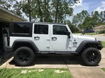 2018JKU's 2018 Jeep Wrangler Unlimited Sport S