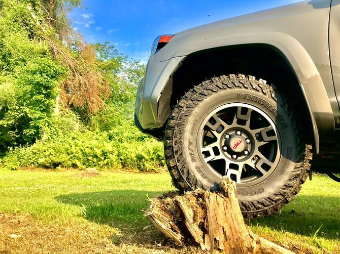 Toyota Of Laramie >> 4Runner's 2017 Toyota 4Runner TRD Pro