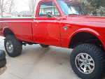 68k10's 1968 Chevrolet K10 4wd Pick-up
