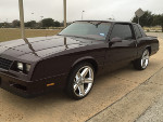 87SuperSport's 1987 Chevrolet Monte Carlo SS