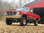 87v1500's 1987 GMC K1500 4wd Pick-up