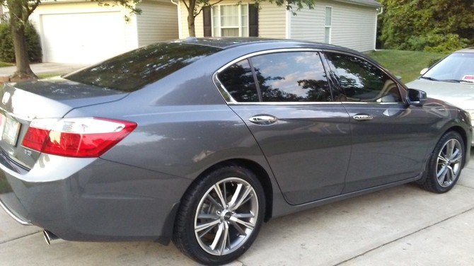 Tire Size Comparison >> AB's 2013 Honda Accord Sedan EX-L V6