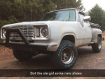 AITH's 1978 Dodge W150 Pick-up