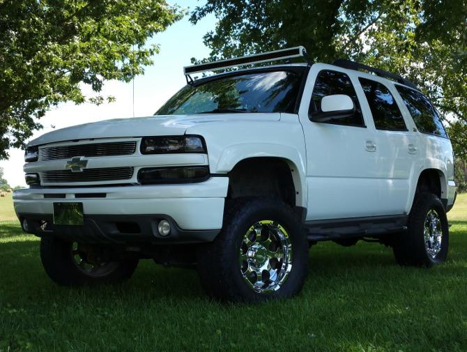 Ajp S 2004 Chevrolet Tahoe 4wd