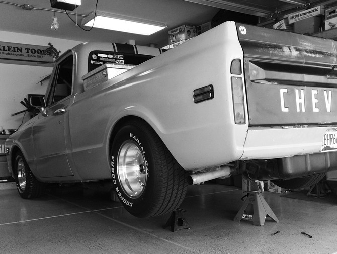 Tire Size Meaning >> AJminefee's 1972 Chevrolet C10 2WD