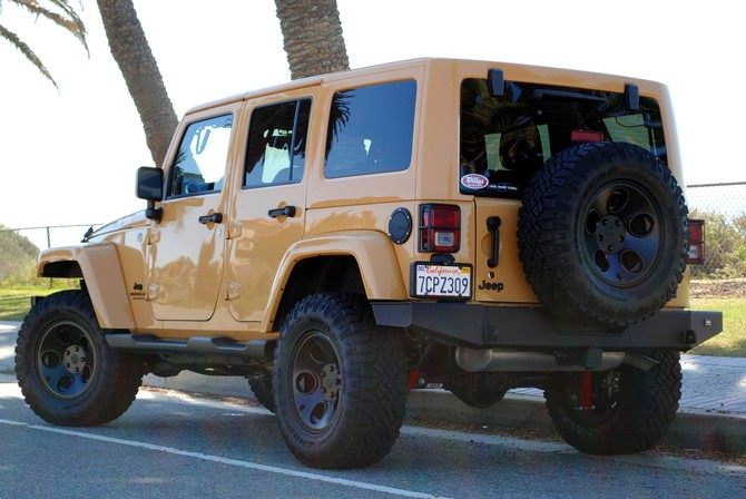 Tire Size Meaning >> Aldo's 2014 Jeep Wrangler Unlimited Sahara