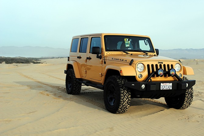 2014 jeep wrangler unlimited sahara goodyear wrangler duratrac 285. Cars Review. Best American Auto & Cars Review