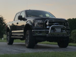 Altitude's 2015 Ford F150 4wd SuperCrew