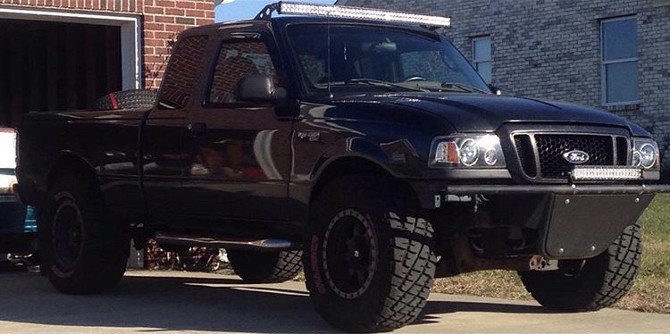 Tire Size Comparison Chart >> Ambush's 2004 Ford Ranger Super 4wd XLT