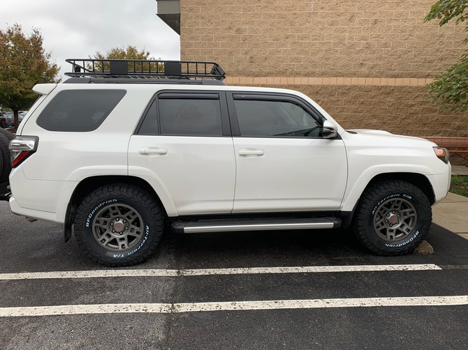 4runner toyota trd road tires premium bfgoodrich ko2 wheels terrain 275 inch rides 70r17 lifted tiresize tire offroad readers contact