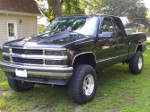 BGNAZTY's 1996 Chevrolet K1500 Z71 Pick-up