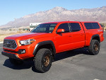 Bad-idea's 2018 Toyota Tacoma TRD Off-Road