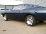 Barracudafastback's 1967 Plymouth Barracuda Fastback