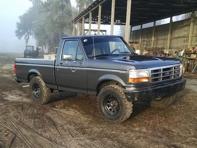 Bear92 S 1995 Ford F150 4wd Pick Up