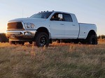 Beardually's 2012 Ram 3500 Laramie Dual Rear Wheel