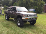 Beater's 1994 Toyota Pick-up 4wd