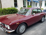 Beauty's 1974 Alfa Romeo GTV Base Model