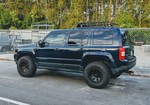 Bella's 2012 Jeep Patriot Latitude