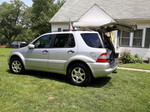Bently's 2004 Mercedes-Benz ML350 Base Model