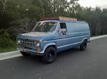 Bessyann's 1975 Ford E250 Conversion