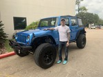 Big-Blue's 2010 Jeep Wrangler Unlimited Sport