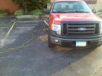 BigRed's 2011 Ford F150 XL 4wd Regular Cab