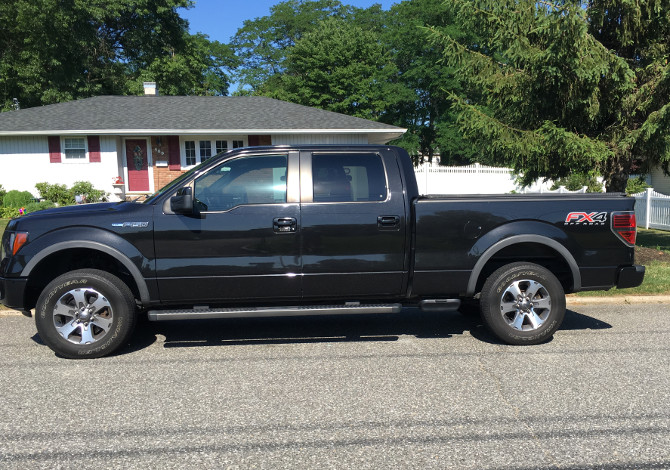 Billsione's 2012 Ford F150 FX4 4wd Super Crew