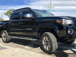 BlackBeauty's 2018 Toyota Tacoma Limited
