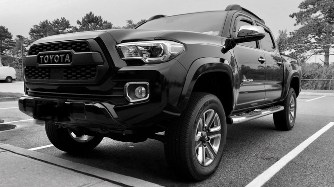 Nitto Invo Tires >> BlackBeauty's 2018 Toyota Tacoma Limited
