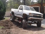 BlackCloud's 2000 Chevrolet Silverado 4wd