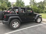 Blackbetty's 2007 Jeep Wrangler Unlimited X