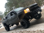 BlackedoutBeast's 2009 Chevrolet Silverado 2500HD 4wd CrewCab