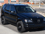 Blackened's 1999 Mercedes-Benz ML320 Base Model