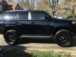 Blackout's 2016 Toyota 4Runner Trail