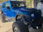 BluJay's 2015 Jeep Wrangler Unlimited Rubicon