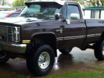 Boss's 1984 Chevrolet K20 4wd Pick-up