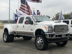 BossRig's 2016 Ford F350 4wd Dual Rear Wheel Super Cab