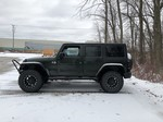Brutus's 2012 Jeep Wrangler Unlimited Sport