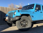 ChiefSmurf's 2017 Jeep Wrangler Unlimited Sahara