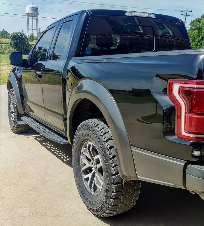 2017 Ford F150 Raptor SuperCab Cooper Discoverer ST MAXX 315/70R17 (4660)