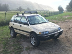 CivicWagon2wd's 1989 Honda Civic Wagon