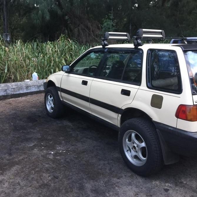 Civicwagon2wd S 1989 Honda Civic Wagon